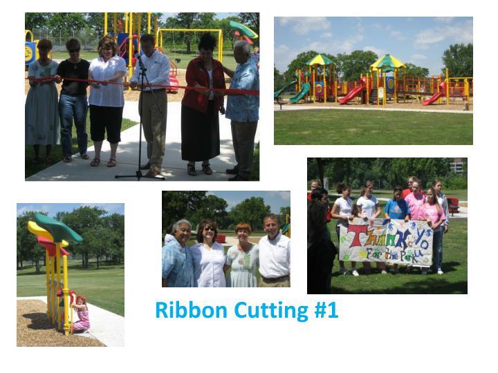 Ribbon Cutting #1