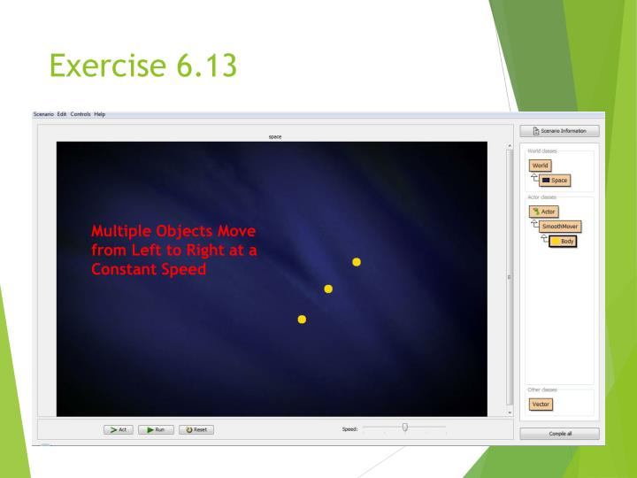 Exercise 6.13