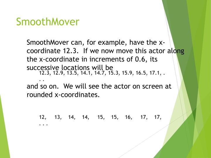 SmoothMover