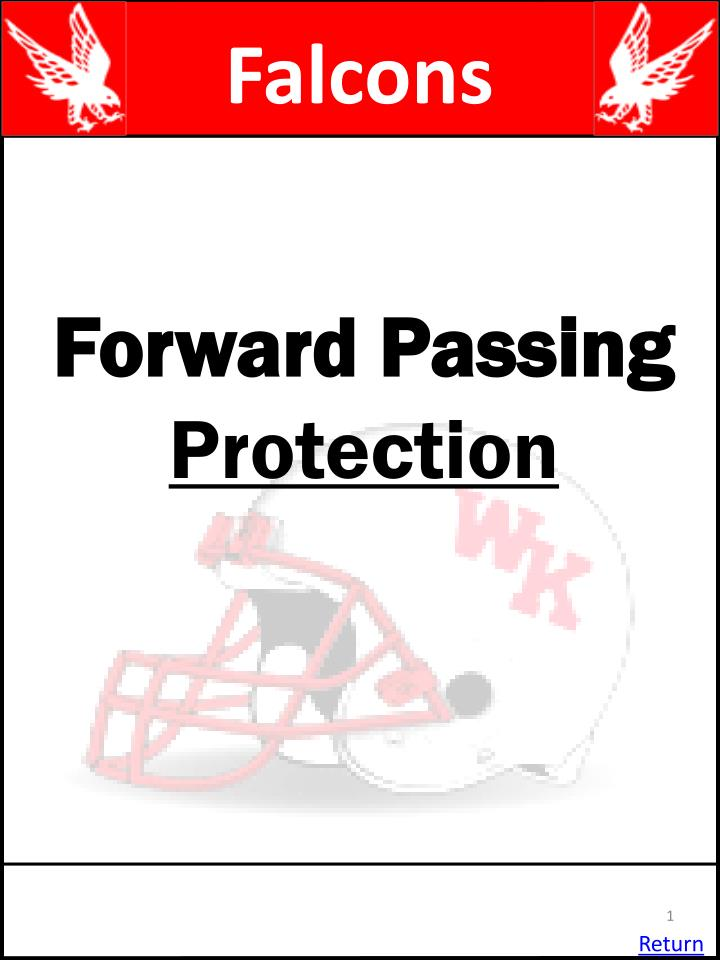 forward passing protection n.