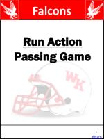 run action passing game