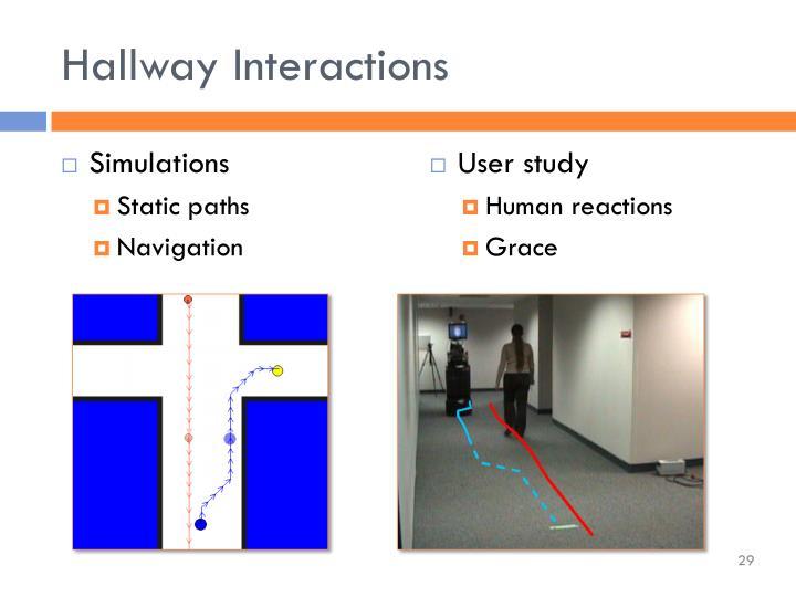 Hallway Interactions