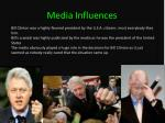 media influences1