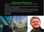 money influences1