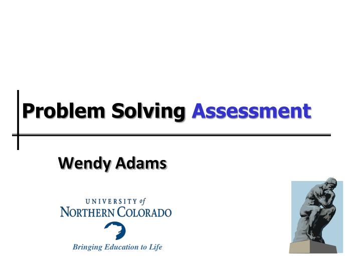 problem solving skills in health assessment Problem solving in technology- results from the program for the international assessment of adult competencies 2012 first by self-reported health status:.