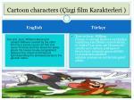 cartoon characters izgi film karakterleri1