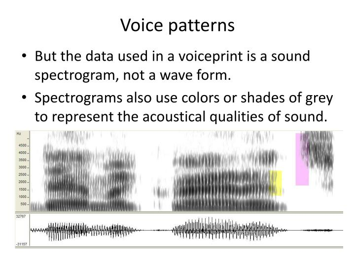 speaker recognition system pattern classification Pattern classification plays a vital role in speaker recognition pattern classification is the process of grouping the patterns, which are sharing the same set of properties this paper deals with speaker recognition system and over view of pattern classification techniques dtw, gmm and svm.