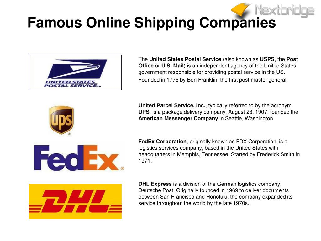 PPT - How to Ship? (Shipping Methods) PowerPoint
