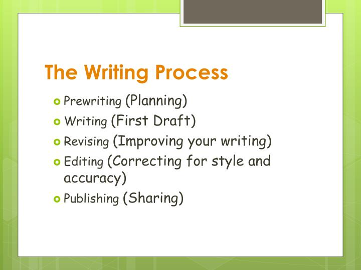 6 traits of the writing process Learn 6 traits of writing process with free interactive flashcards choose from 500 different sets of 6 traits of writing process flashcards on quizlet.