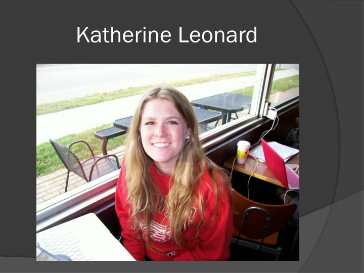 Katherine Leonard