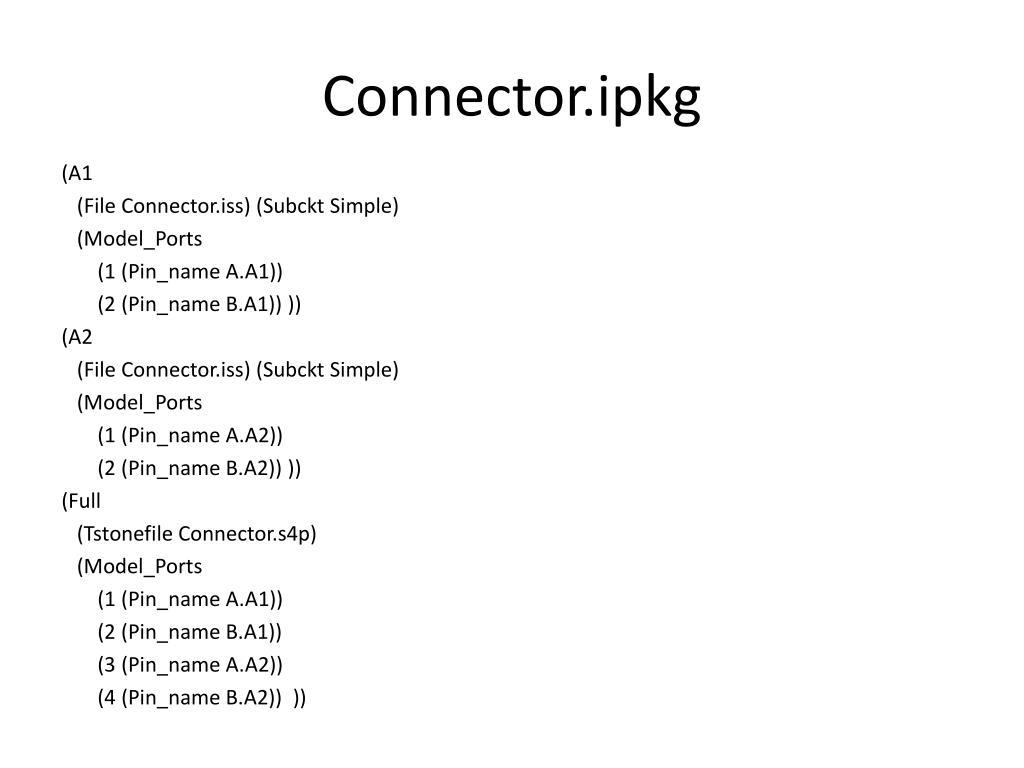 PPT - Package EBD/EMD PowerPoint Presentation - ID:1856863