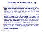 r sum et conclusion 1
