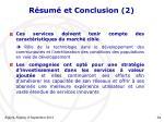 r sum et conclusion 2