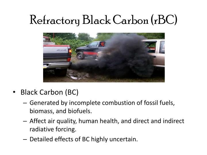 Refractory Black Carbon (