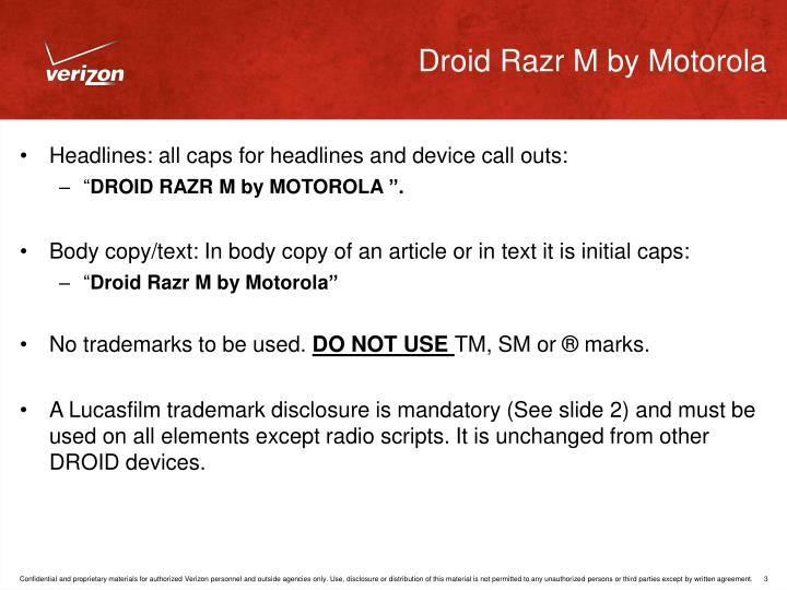 Droid razr m by motorola1
