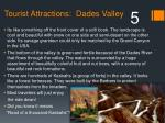 tourist attractions dades valley