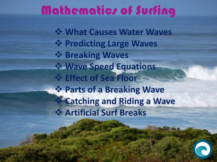 What Causes Water Waves
