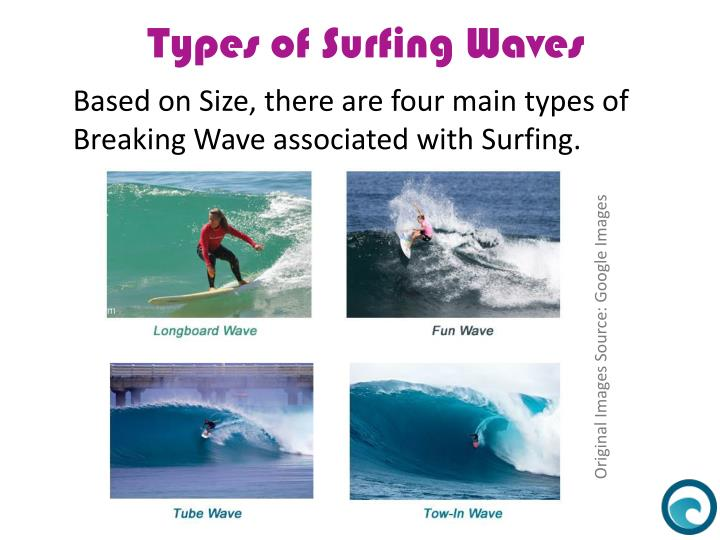 Based on Size, there are four main types of
