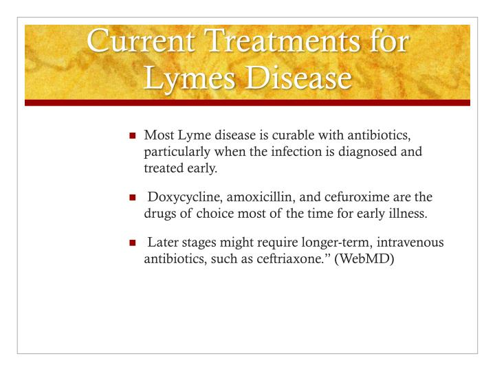 Current Treatments for
