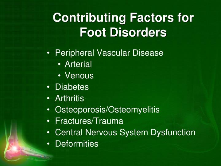 Contributing Factors for