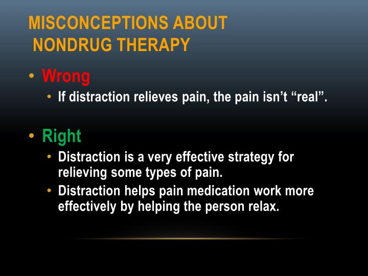 Misconceptions About