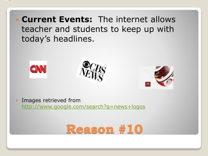 10 uses of internet for students