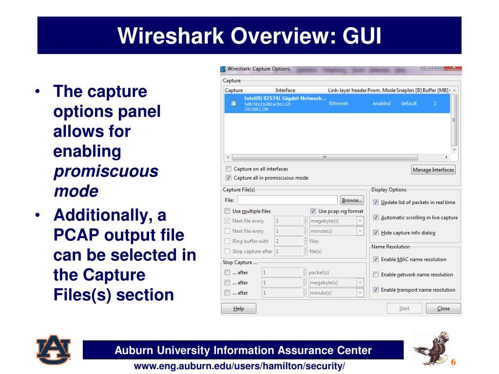 PPT - Wireshark PowerPoint Presentation - ID:1858230