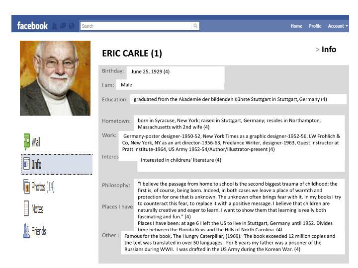Eric carle 1