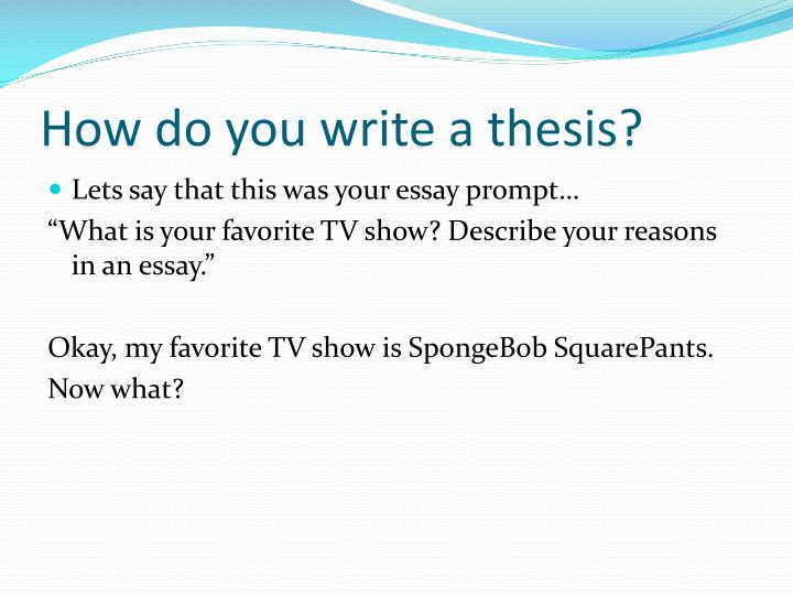 ps3 thesis statement A sample thesis might be: the ps3 is a far more superior console than the xbox 360 once you've made a statement like that, the rest of your paper should explain why that statement is correct you can compare and contrast the features, qualities, and costs to help you support the claim you made with your thesis.