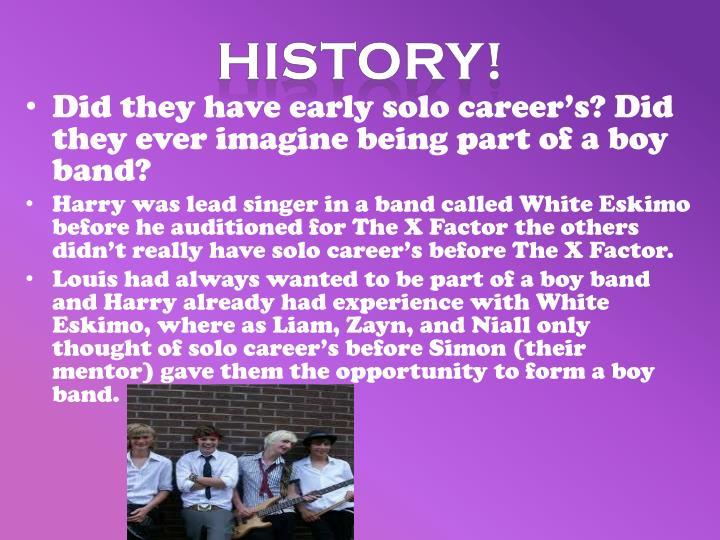 History!