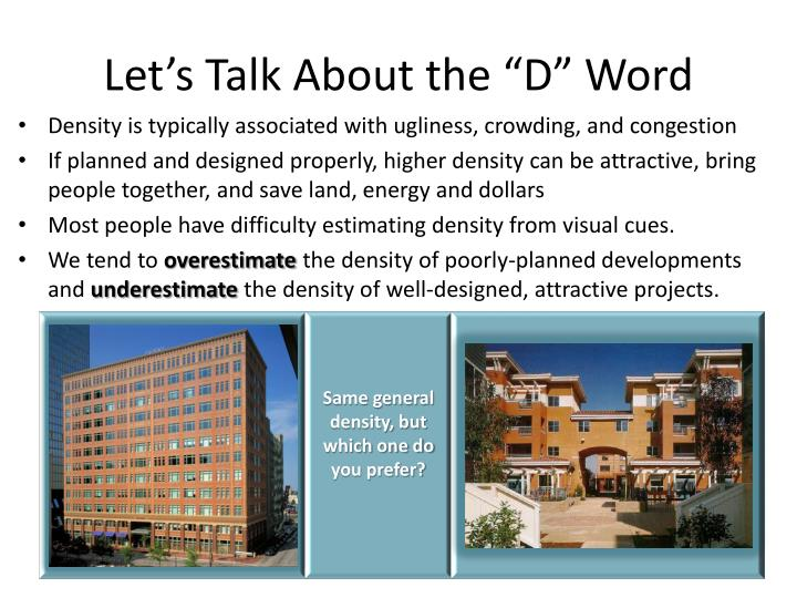 """Let's Talk About the """"D"""" Word"""