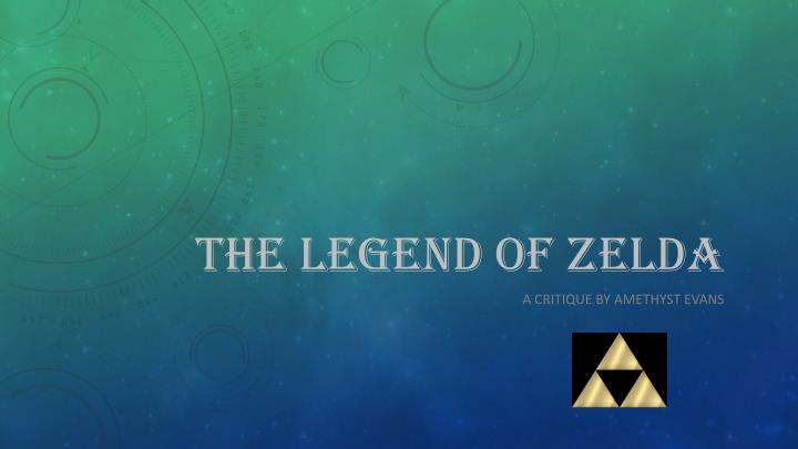 Ppt the legend of zelda powerpoint presentation id1860270 the legend of zelda toneelgroepblik Choice Image