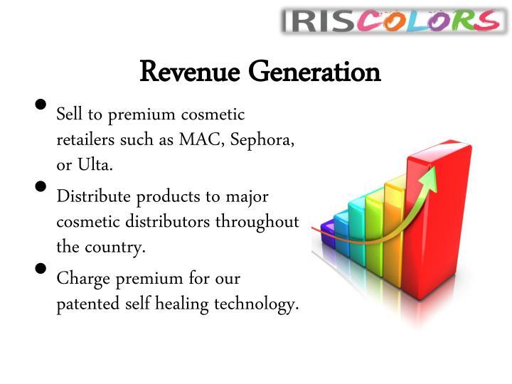 Revenue Generation