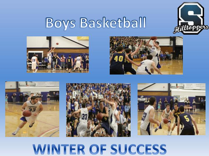 Boys Basketball