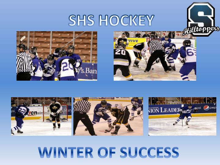 SHS HOCKEY