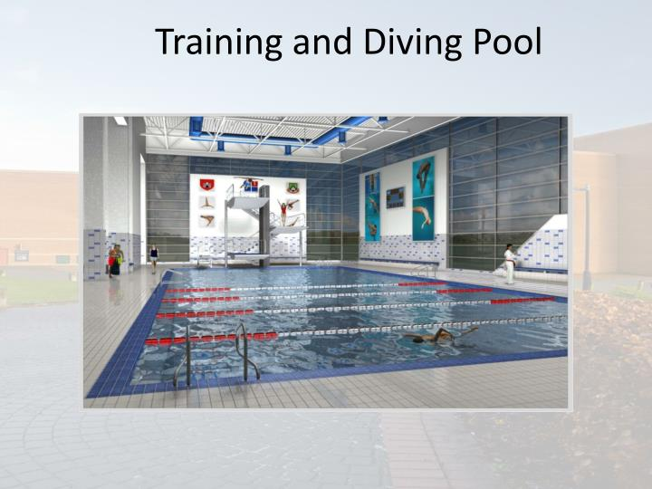 Training and Diving Pool