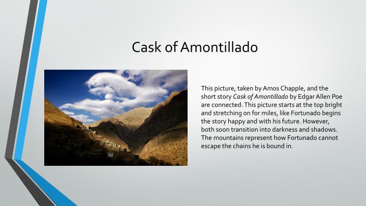 Cask of amontillado1