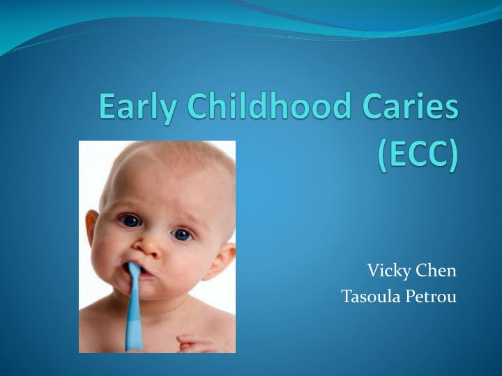 case study on early childhood