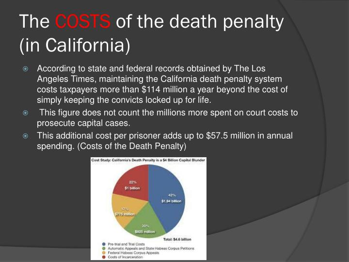 reducing death penalty costs The financial costs of the death penalty  alternatives for reducing crime new york does not have the death penalty in the early 1980's, the ny state defenders.