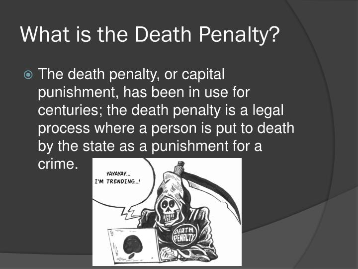 capital punishment essay death penalty is good Therefore, if the death penalty is maintained, society will see a reduction of the crimes that necessitate the capital punishment additionally if murderers are executed, the society becomes safer because future murders by the individuals are avoided.