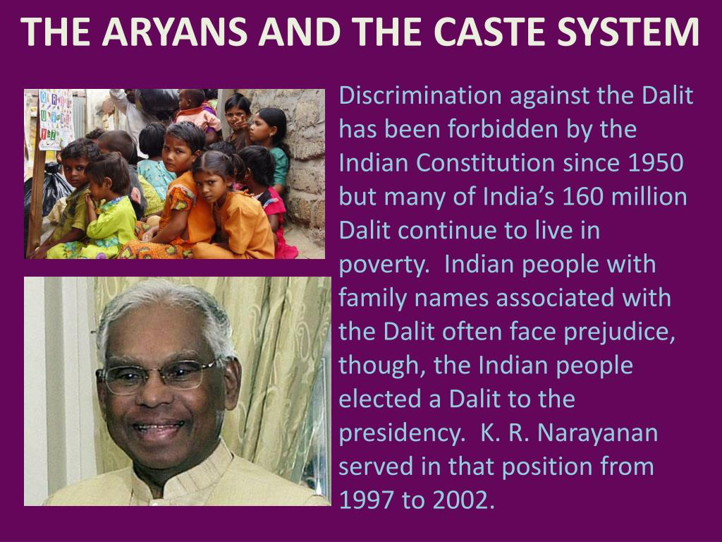 PPT - THE ARYANS AND THE CASTE SYSTEM PowerPoint Presentation - ID