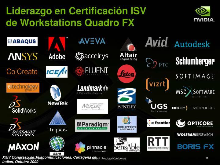 Liderazgo en Certificación