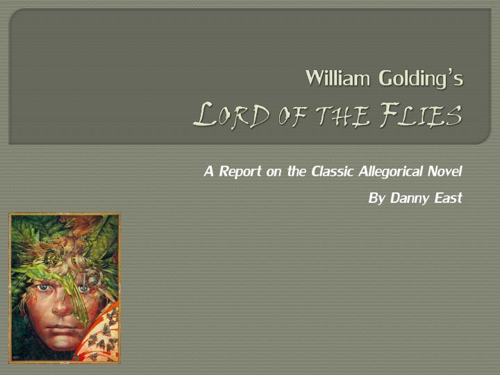 a plot review of william goldings novel lord of the flies