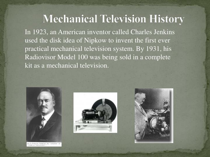 since the invention of television sat essay Probably no other invention in history has been so hotly disputed as the prestigious claim to the invention of 'tele-vision or 'long-distance sight' by wireless� since marconi�s invention of wireless telegraphy in 1897, the imagination of many inventors have been sparked with the notion of sending images as well as sound, wirelessly.
