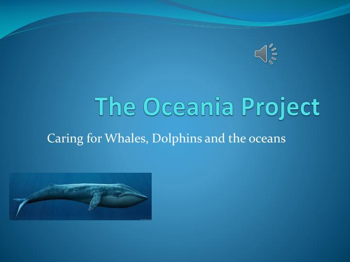 the oceania project n.