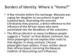 borders of identity where is home2
