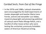 caridad svich from out of the fringe1