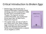 critical introduction to broken eggs1