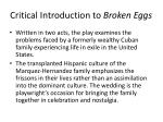 critical introduction to broken eggs2