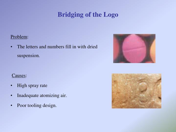 Bridging of the Logo